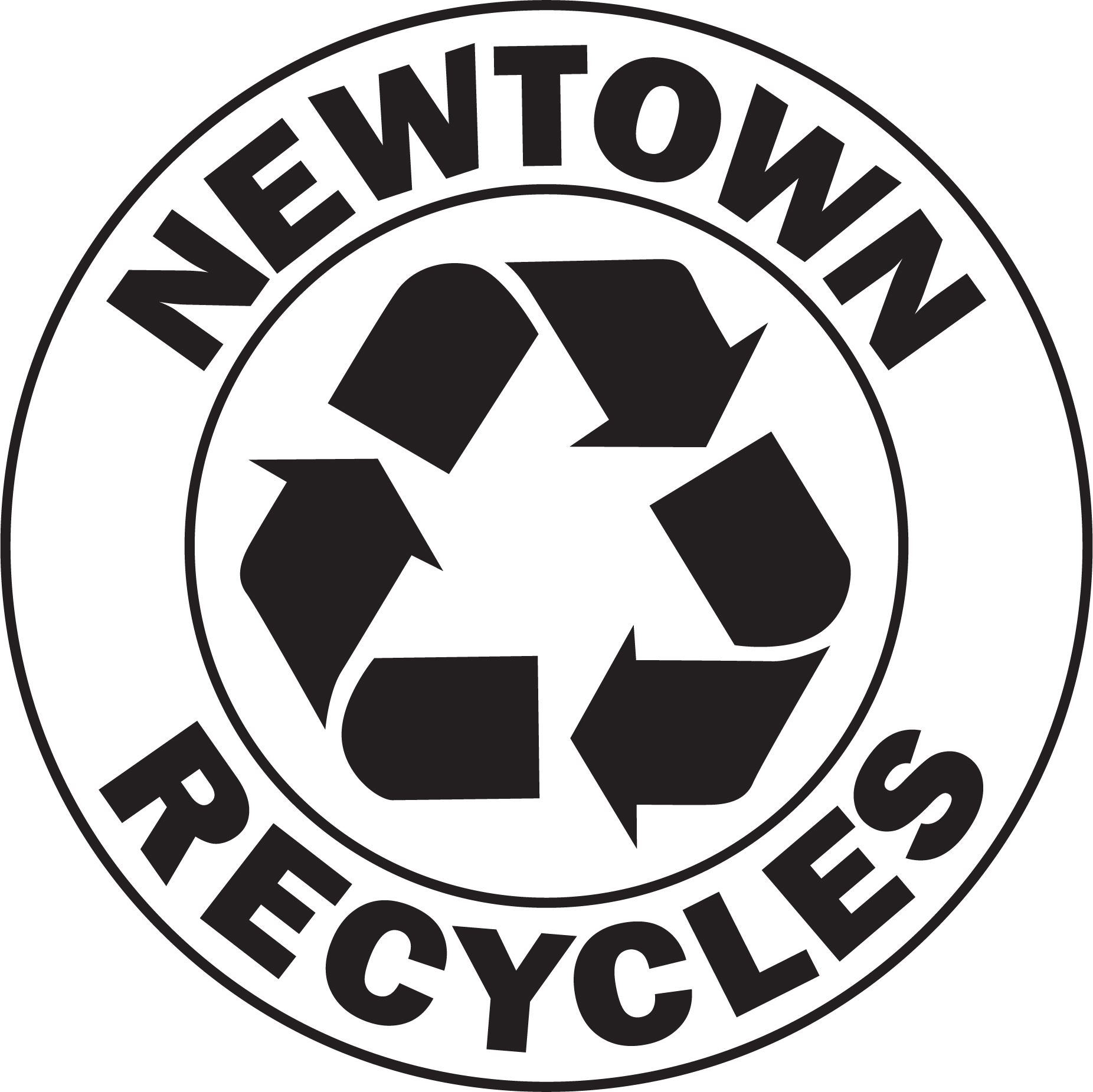 Newtown Recycles Symbol