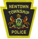 Newtown Township Police Patch